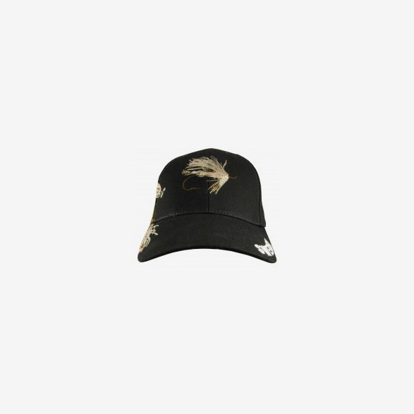 Cap Embroidered Fishing