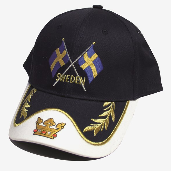 Cap Sweden Flags