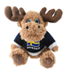 Teddy Bear Moose With Sweden T-shirt 20cm