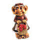 Trolla Troll With Berry Basket - Large