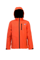 Orange Softshell Jakke Unisex - Sportsutgave
