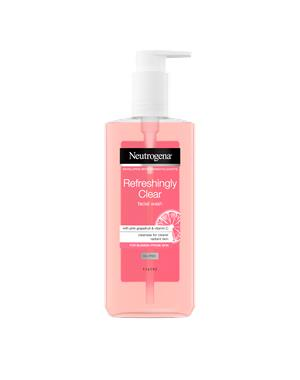 Neutrogena Refreshingly Clear Face Wash 200ml