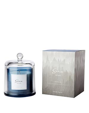 Sense A Luxurious Dark Blue Suit & Tie Scented Candle