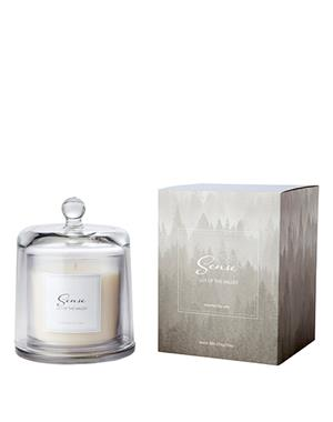 Sense A Luxurious Transparent Lily Of The Valley Scented Candle