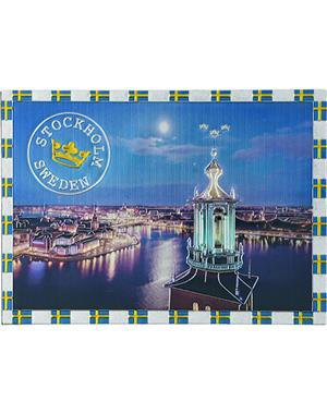 Fridge Magnet Stockholm City Hall