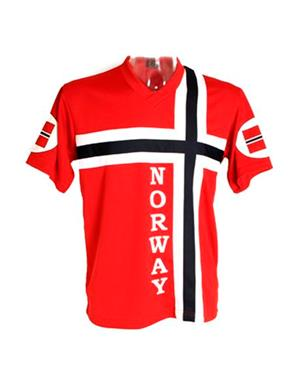 T-shirt Support Norge