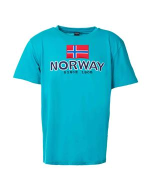 T-shirt Petrol Since 1905 Norway