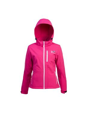 Pink Softshell Jacket Woman - Sport Edition