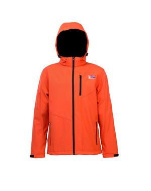 Orange Softshell Jacket Unisex - Sport Edition