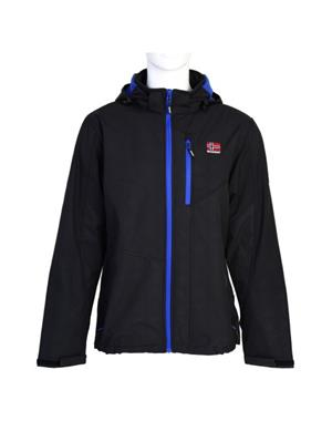 Black Softshell Jacket Unisex - Sport Edition