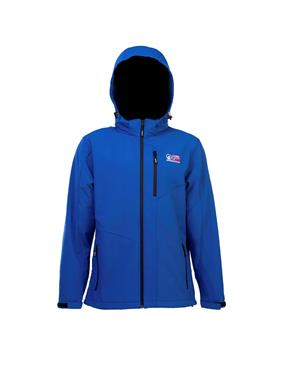 Blue Softshell Jacket Unisex - Sport Edition