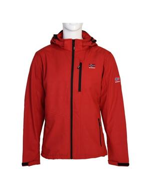 Red Softshell Jacket Unisex - Sport Edition