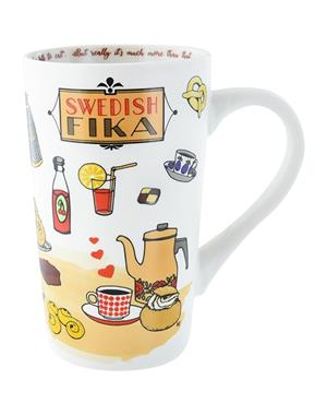 Latte Mug Swedish Fika