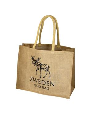 ECO Jute Bag - Moose Sweden