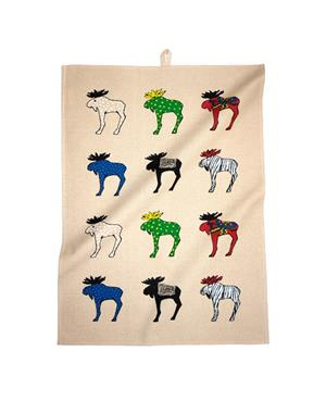 Kitchen towel Ingelas Mooses