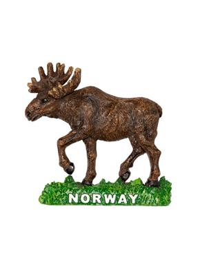 Magnet Älg Norway