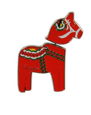 Fridge Magnet Dala Horse