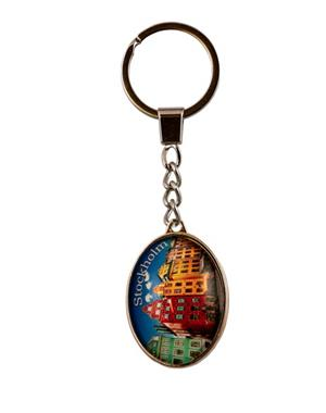 Keychain Made Of Glass Stockholm