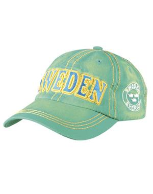 Green Sweden Cap