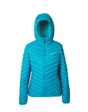 Down Jacket Woman - Turquoise