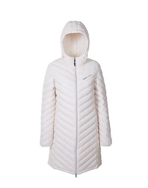 Down Coat Woman - White