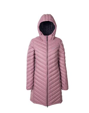 Down Coat Woman - Old Pink