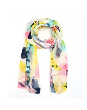 Scarf Pastell