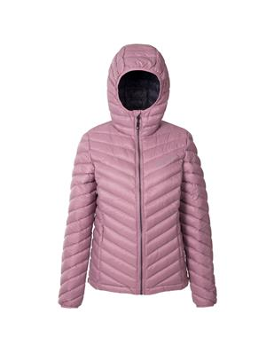 Down Jacket Woman - Old Pink