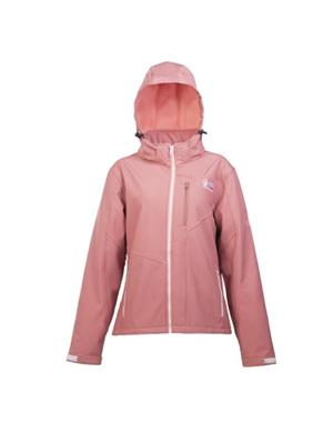 Old Pink Softshell Jacket Woman - Sport Edition